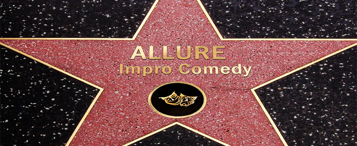 Allure on Walk of Fame